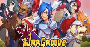 Wargroove game