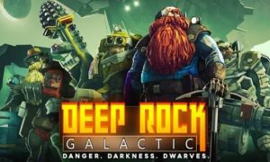 Deep Rock Galactic game