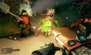 Deep Rock Galactic game free download for pc full version