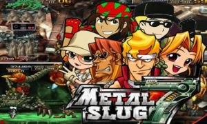 Metal Slug 7 game
