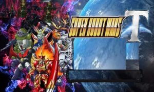 Super Robot Wars T game