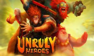 Unruly Heroes game