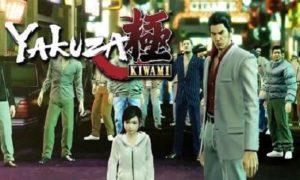 Yakuza Kiwami game