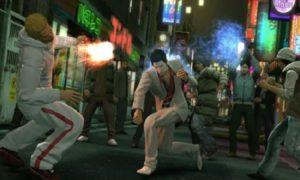 Yakuza Kiwami game for pc