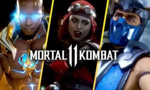 Mortal Kombat 11 game download