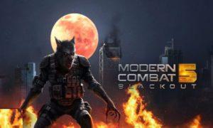 modern combat 5 blackout game download