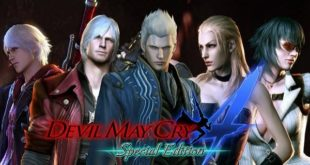 Devil May Cry 4 game download
