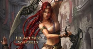 Heavenly Sword game