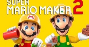 Super Mario Maker 2 game