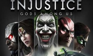Injustice Gods Among Us game download