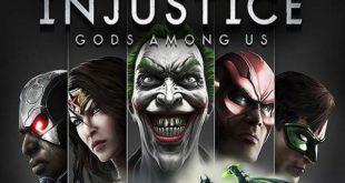 Injustice Gods Among Us game download