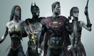 Injustice Gods Among Us game for windows 7 full version