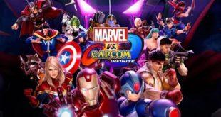 Marvel vs. Capcom Infinite game
