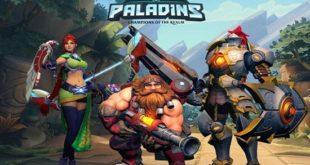 Paladins game