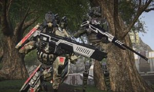 PlanetSide 2 pc download