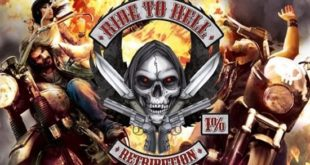 Ride to Hell Retribution game
