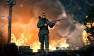 Sniper Elite V2 Remastered for pc