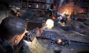 Sniper Elite V2 Remastered for windows 7 full version