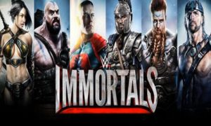 WWE Immortals game download