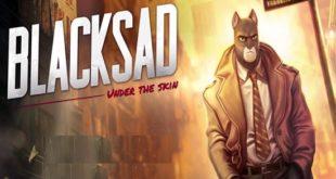 Blacksad Under the Skin game