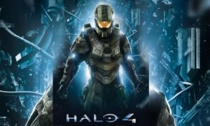Halo 4 game