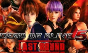Dead or Alive 5 Last Round game