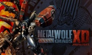 Metal Wolf Chaos XD game