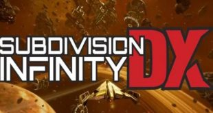 Subdivision Infinity DX game