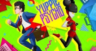 Yuppie Psycho game