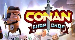 Conan Chop Chop game