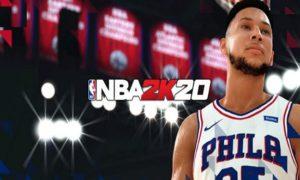 NBA 2K20 game