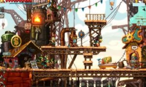 SteamWorld Dig 2 game free download for pc full version