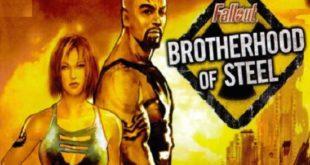 Fallout Brotherhood of Steel game