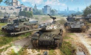 World of Tanks game for pc