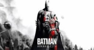 Batman Arkham City game