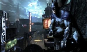 Batman Arkham City game for pc