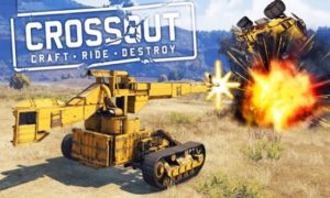 Crossout game