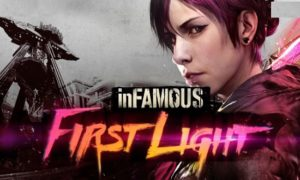 Infamous First Light game
