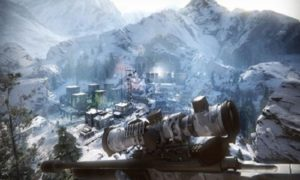 Sniper Ghost Warrior Contracts game for pc