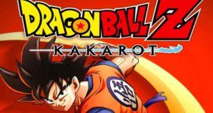 Dragon Ball Z Kakarot game
