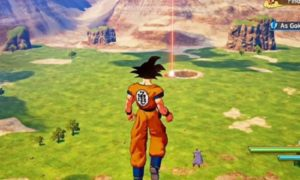 Dragon Ball Z Kakarot game for pc