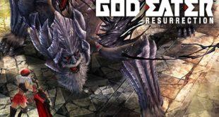 God Eater Resurrection game