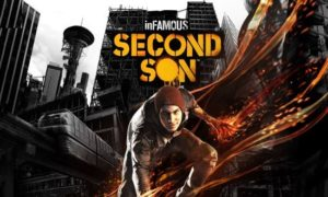 Infamous Second Son game