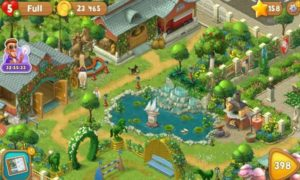 Gardenscapes game free download for pc full version