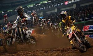 Monster Energy Supercross 3 for pc