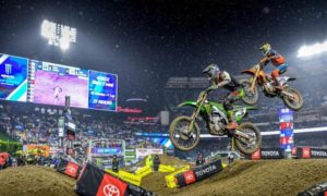 Monster Energy Supercross 3 game for pc