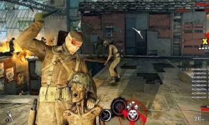 Zombie Army 4 game for pc