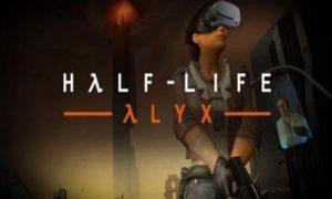 Half-Life Alyx Game