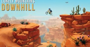 Lonely Mountains Downhill Game
