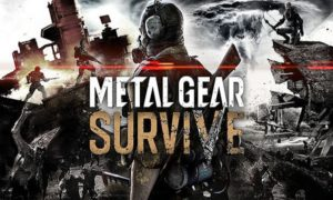 Metal Gear Survive Game